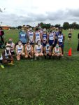 Varsity Cross Country Team Picture