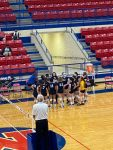 Lady Cougars Put Up Fight With Midway Red