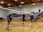 SC Lee Lady Cougars 7A Fall to Gatesville Hornets in 3 Set Match