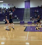 7th B Lady Cougars Fall Short to Tennyson in 3 matches