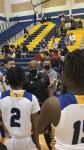 Men's Varsity Basketball Drops 12-6A Matchup vs Belton 82-67
