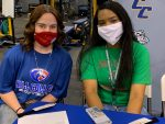Schmidt and Salazar sign to play at the next Level