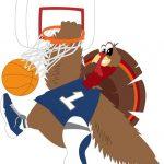 Thanksgiving Girls Basketball Tournament Information-Tuesday, 11/20