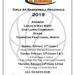 IHSA Girls 4A Basketball Regionals