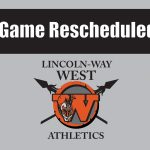 Freshman Soccer Today Rescheduled to 10/1