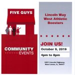 Dine & Donate at Five Guys Today!