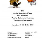 Girls Basketball Thanksgiving Tournament