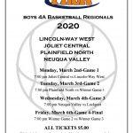 Boys Basketball Regionals Tonight!