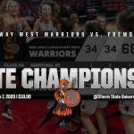State Game, Fan Bus & Trophy Presentation!