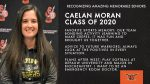 Class of 2020 Warrior Senior Spotlite: Caelan Moran-Softball