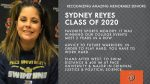 Class of 2020 Senior Spotlight: Sydney Reyes-Swimming and Water Polo Committed to Pace University @PaceUAthletics