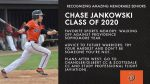 Class of 2020 Warrior Spotlight: Chase Jankowski-Baseball