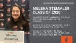 Class of 2020 Warrior Spotlight: Melena Stemmler Committed to Play Softball at Lake Forest College