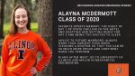 Class of 2020 Warrior Spotlight: Alayna McDermott