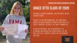 Class of 2020 Warrior Spotlight: Grace Otto-Fall Dance, Competitive Dance