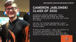 Class of 2020 Warrior Spotlight: Cameron Jablonski-Bowling