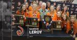 Every School Needs a Fan Like Leroy~