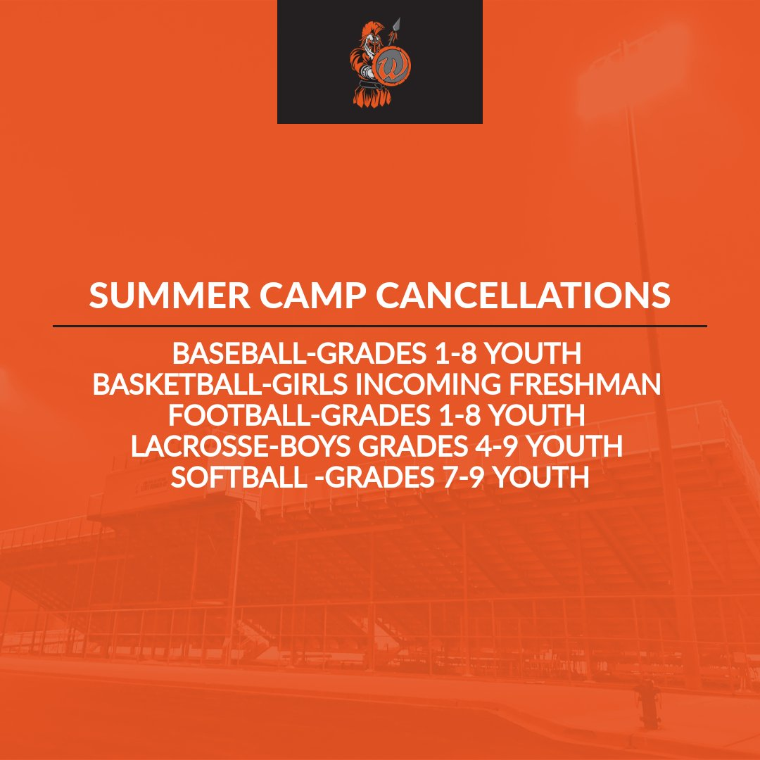 Due to the recent changes in the IHSA guidelines, we are cancelling these summer camps. Be sure to check your e-mail for how to receive your refund.
