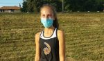 Congratulations to Gianna Arizzi who won her second consecutive cross country race for the Warriors, finishing in a new West course record of 18:55!