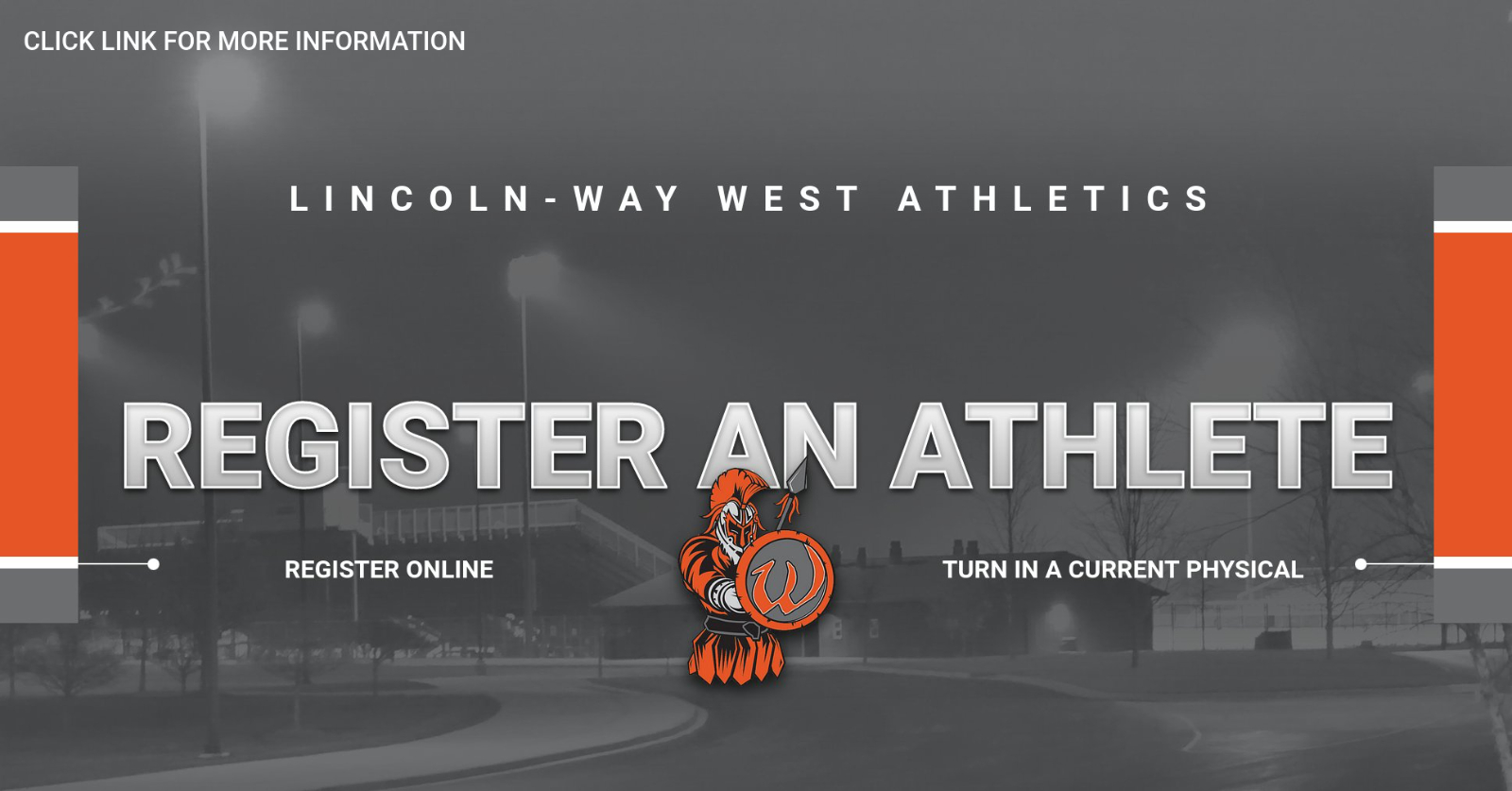 REGISTER AN ATHLETE-Click Here!