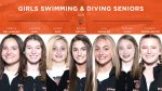 Our swimming & diving team will be recognizing their 7 seniors tomorrow!