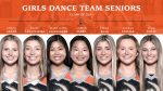 The Warrior Dance Team Celebrates Their 7 Seniors Today!