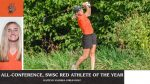 Congratulations to Kaitlyn Valiska! She was selected as SWSC's Red Athlete of the Year for girls golf!