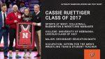 Cassie Ruettiger was our Ultimate Warrior in 2017 #WhereAreTheyNow
