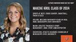 Maxine Krol was our Ultimate Warrior in 2014 #WhereAreTheyNow