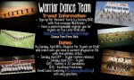 Interested in being part of the Warrior Dance Team? Tryouts for next year are right around the corner!