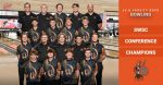 Congratulations to the JV & Varsity Boys Bowling Teams. They were SWSC Conference Champions!
