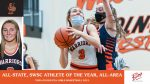 Congratulations to Tara Gugliuzza from the Girls Basketball Team-All-State, SWSC Red Athlete of the Year, All-Area!!