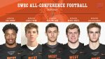 Congratulations to the SWSC All-Conference athletes from Varsity Football!