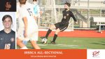 Congratulations to Dylan Frank for being IHSSA All-Sectional for Boys Soccer! @LwwBoys