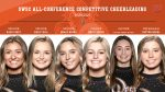 Congratulations to the SWSC All-Conference athletes from Competitive Cheerleading!