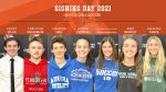 Congratulations to the athletes from Boys & Girls Soccer & Track & Field who committed to play their sport in college!
