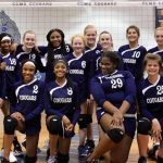 Girls Middle School Volleyball falls to St. George 2-0