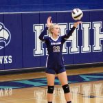 Junior Varsity Volleyball falls to Bluffton 2 – 1
