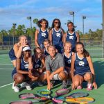 Girls Varsity Tennis beats Wade Hampton 4 – 2