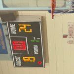 Girls Middle School Basketball fall toHarleyville-Ridgeville 24-19
