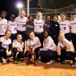 Lady Cougars Softball, Pre-Season Champs!