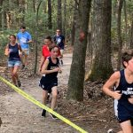 Boys CC compete at Low Country Invitational at Mullet Hall on Johns Island
