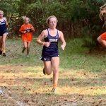 CC Girls Compete at Lake Warren in Hampton