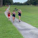 CCHS Girls Run Dogwood Hills Inv.