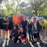 Cougar CC Halloween Run to prepare for Lower State Championship