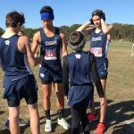 Cougar Boys run at Lower State