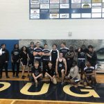 Cougars Wrestling get the Victory over John Paul