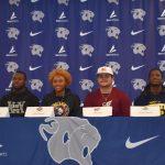 National Letter of Intent Signing Ceremony – Class of 2020