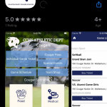 Athletic Department Cougar App goes LIVE!