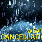 March 5th Practice Cancellations